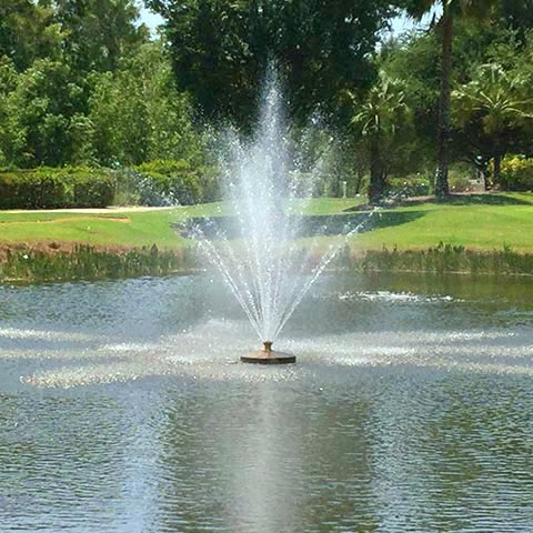 Aeration and Fountains